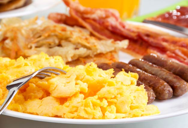 Amish Breakfast in Amish Country | Mrs Yoder\'s Kitchen in Ohio